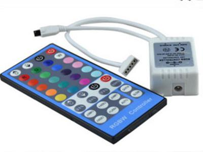 8A RGBW controller IR remote with 44 keys